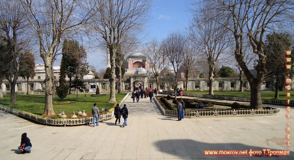 Исторический центр Город Стамбул — Турция фотографии
