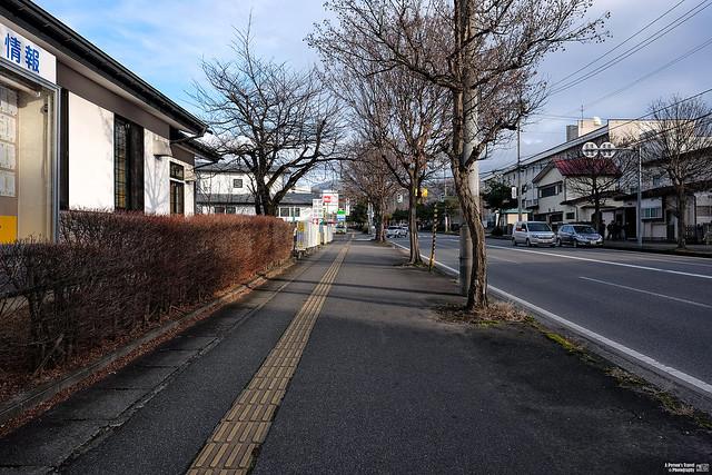 會津若松街景
