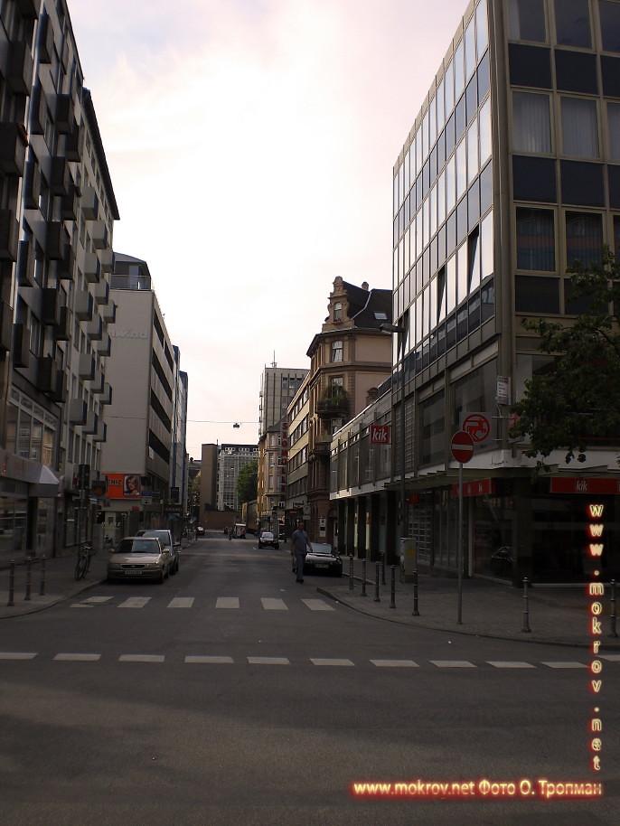 Исторический центр Города Франкфурт на Майне фото