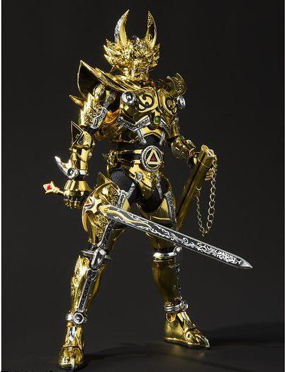 歷代最強的魔戒騎士!S.H.Figuarts (真骨彫製法)《牙狼GARO》「黃金騎士 牙狼」!黄金騎士ガロ(冴島鋼牙)