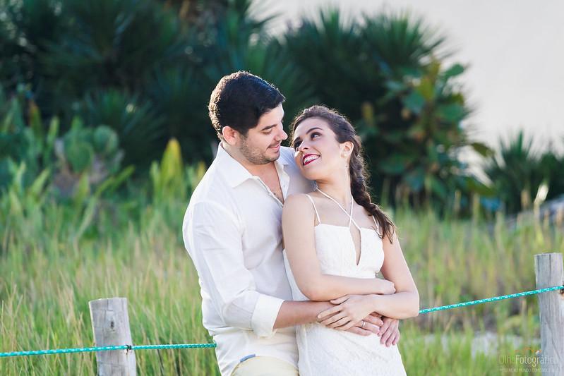 Diego e Nicolle