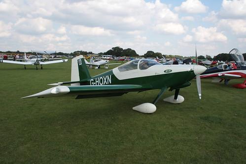G-HOXN Van's RV-9A [PFA 320-14229] Sywell 020917