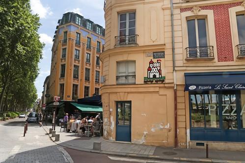 Rue de Fontenay - Versailles (France)