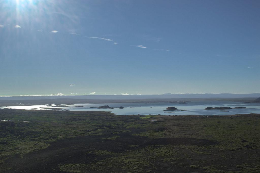 Dimmuborgir Iceland
