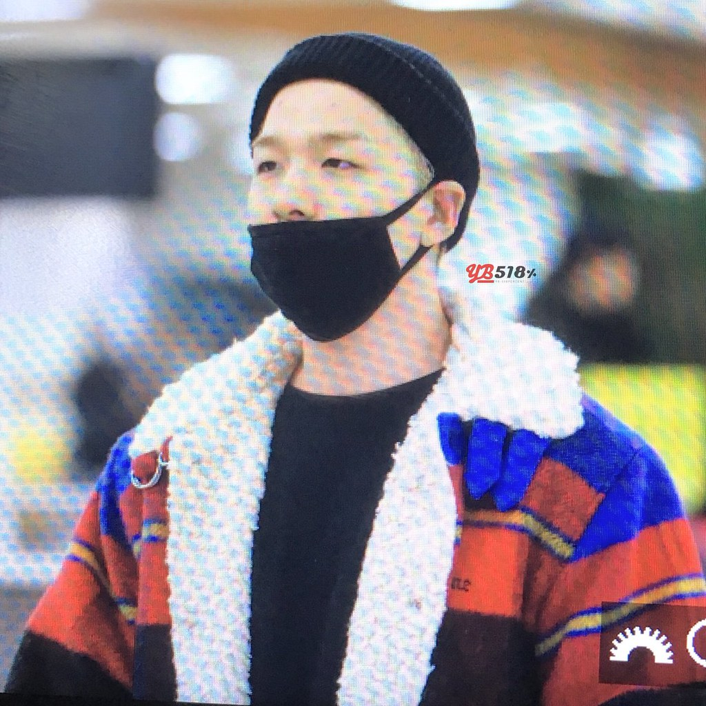 BIGBANG via YB_518 - 2017-11-25  (details see below)