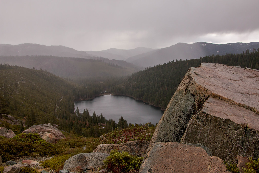 Sardine Lakes Overlook