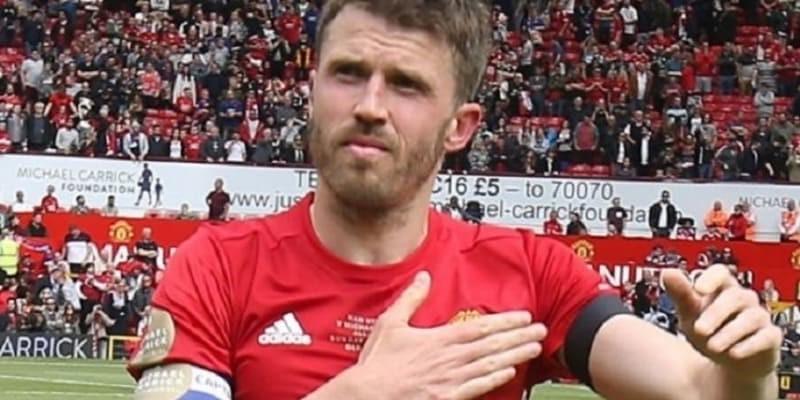 Kapten Manchester United, Michael Carrick Ternyata Ada Sakit Jantung