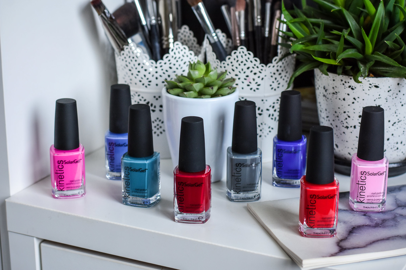 Kinetics nail polish review