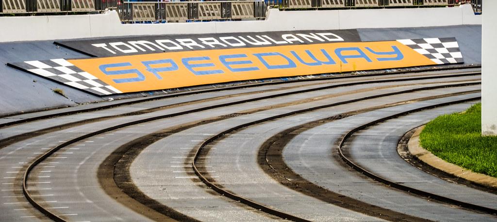 Tomorrowland Speedway track MK