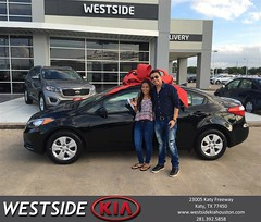 #HappyBirthday to Fabian from Orlando Baez at Westside Kia!