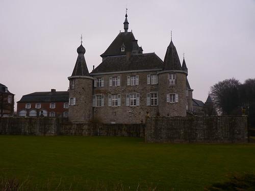 Château d'Hodoumont
