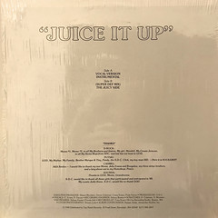 S.D.C. PRODUCTIONS:JUICE IT UP(JACKET B)