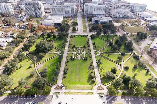 Louisiana State Capitol Park