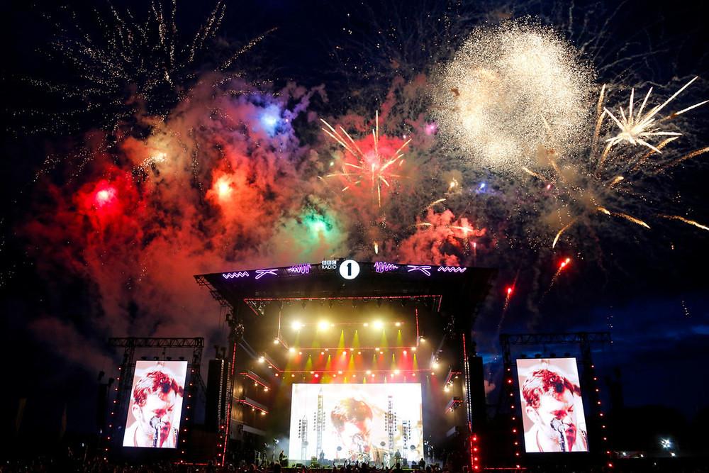 BBC Radio 1's Big Weekend. Photo: © BBC / Jamie Simmonds