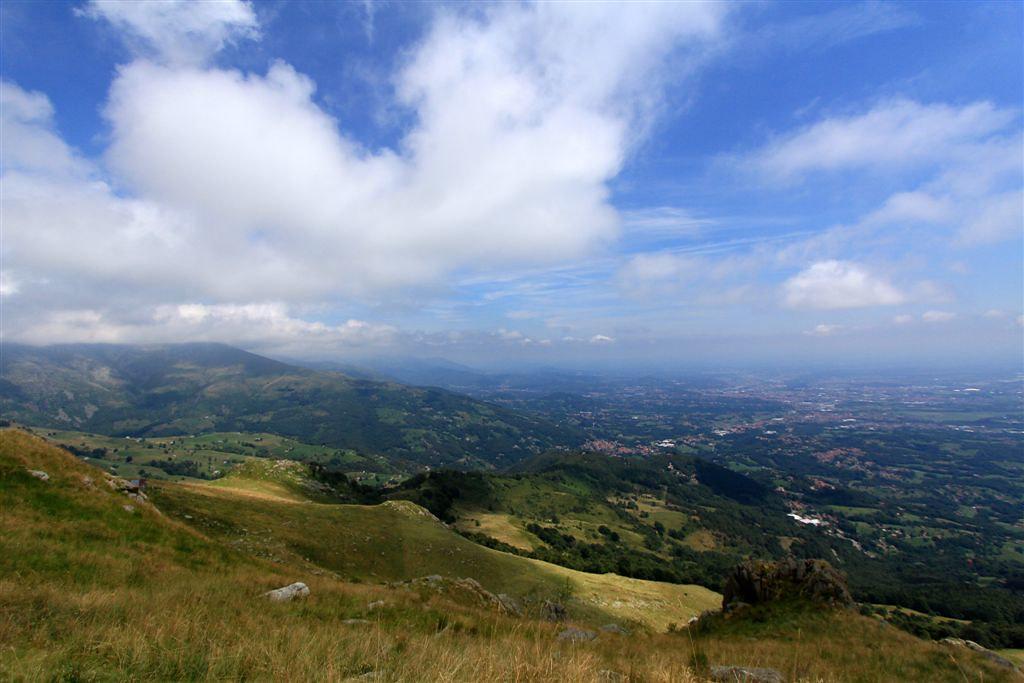 Piemonte - Biellese:Valle Elvo: Roch delle Fate, pianura