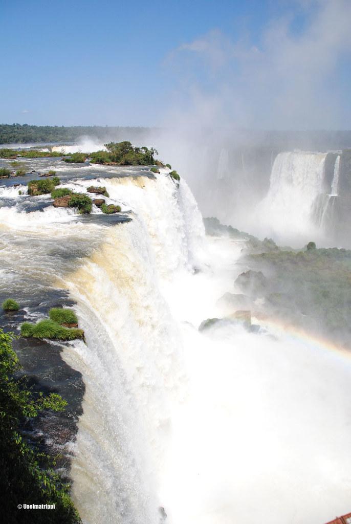 Iguassun putoukset, Brasilia