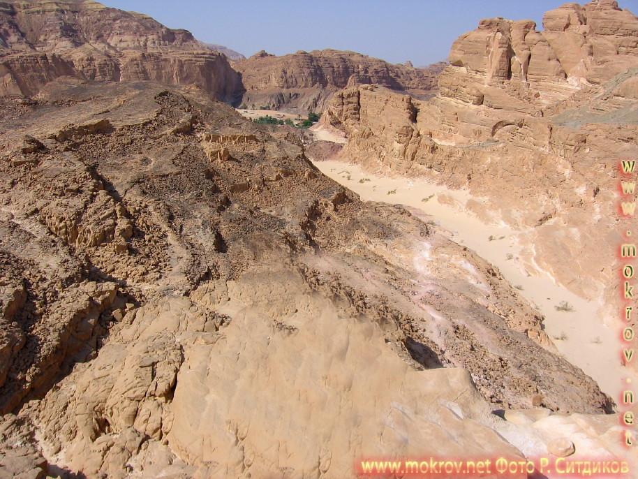 Синайская пустыня пустыня, белый каньон фотографии