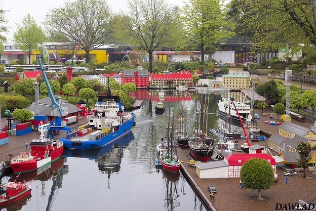 Zona portuaria