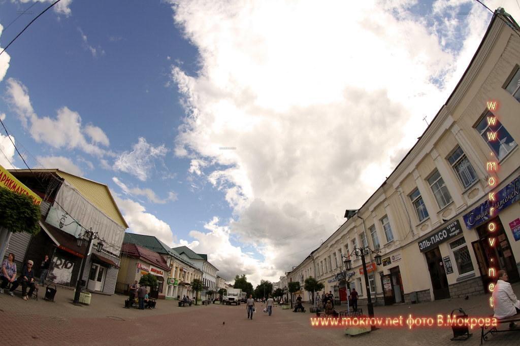 Город Калуга живописные и необычные фотографии