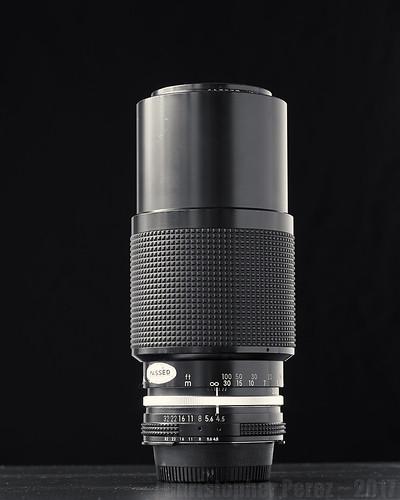 Lens Stories ~ Nikon Nikkor 80-200mm f/4.5 N