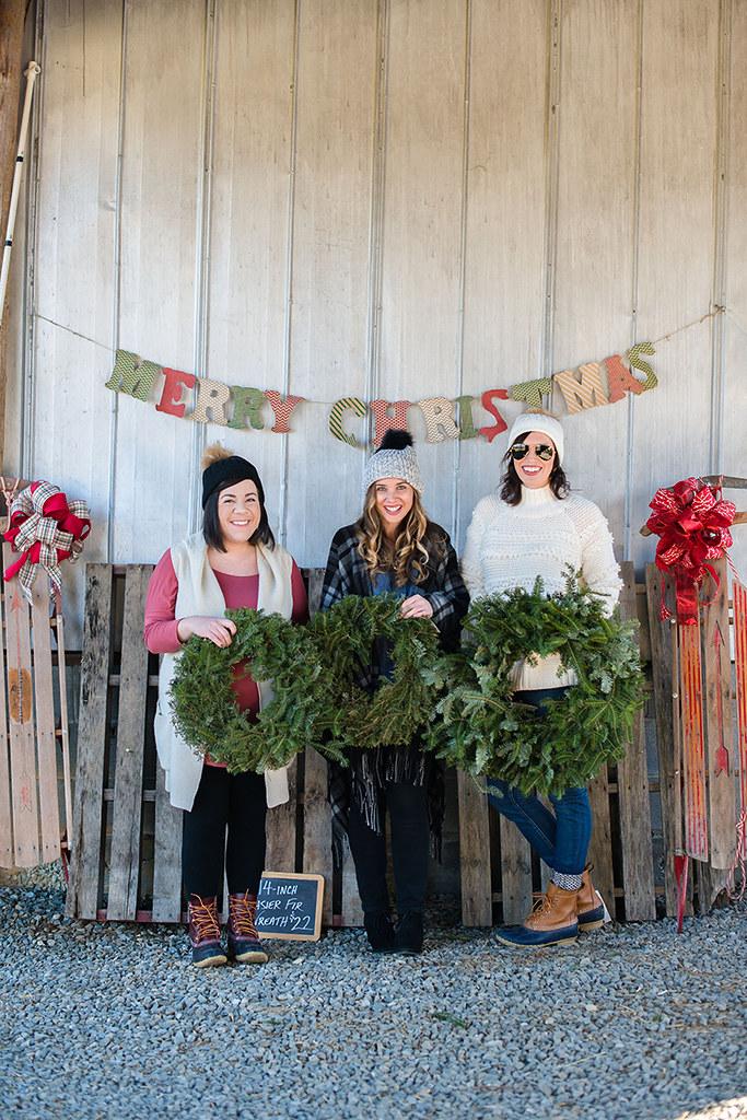 Christmas Tree Farm-@headtotoechic-Head to Toe Chic