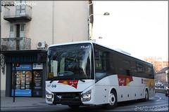 Iveco Bus Crossway - Pinet / 05 voyageurs - Photo of Gap
