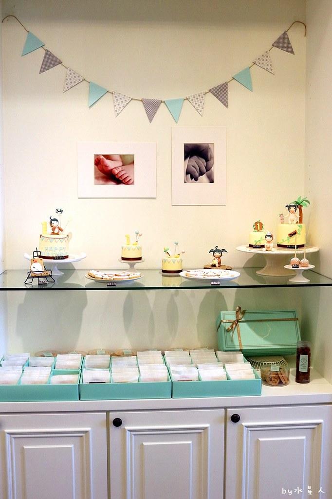 26432810699 f948d46e52 b - 熱血採訪|Candy Wedding 彌月蛋糕收涎餅乾,夢幻翻糖蛋糕和寶寶派對點心