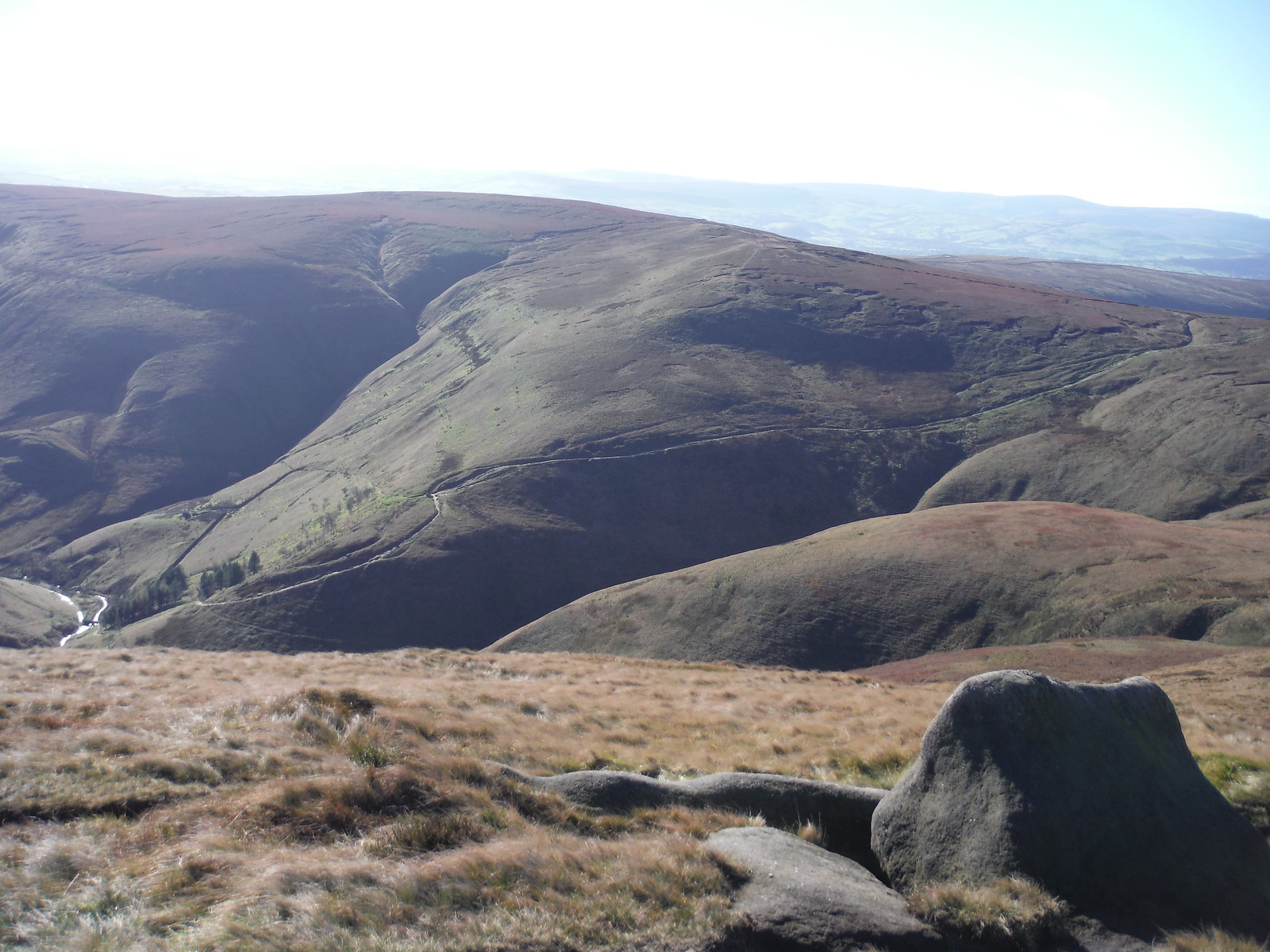 Jacob's Ladder (Path) SWC Walk 304 - Kinder Scout Circuit (from Edale)