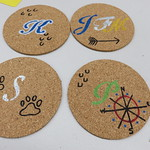 Family DIY Coasters
