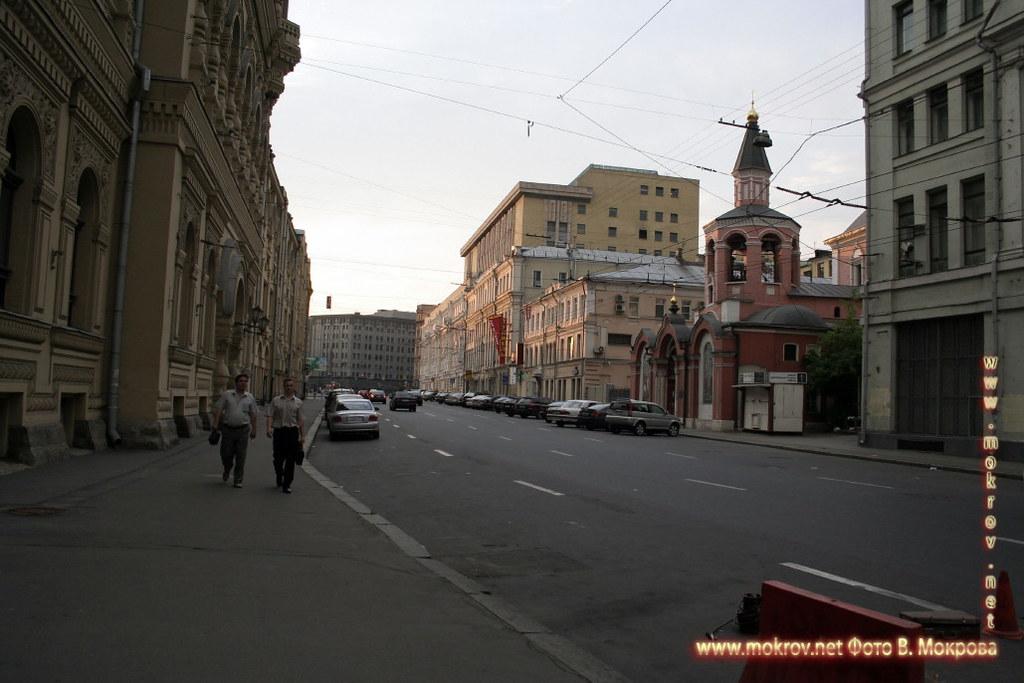 Церковь Георгия Победоносца в лучниках.