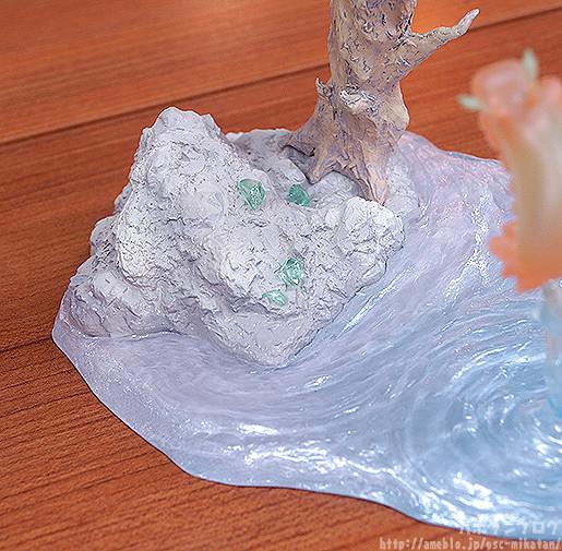 絕美的曲線與寶石光澤!GSC《寶石之國》磷葉石(フォスフォフィライト)1/8比例模型