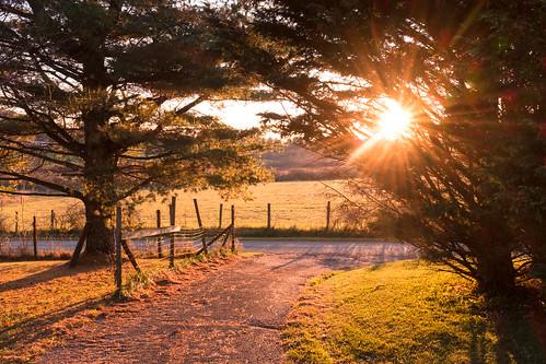 blueridgeparkway roadtrip usa sunset virginiava