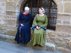 Medieval ladies in Alet les Bains  (18)
