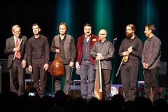 Le chanteur turque Ahmet Erdo?dular et ses invit�s aux Nuits du Labyrinthe (Gen�ve, Suisse)