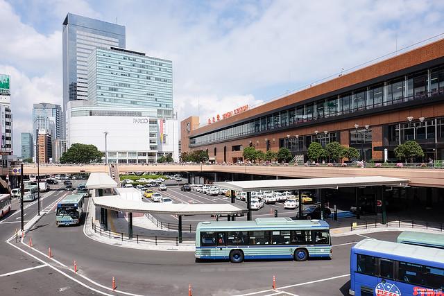 仙台車站西口