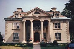 Jamestown  New York - Burgett and Robbins Law Firm ? Ahrens Mansion
