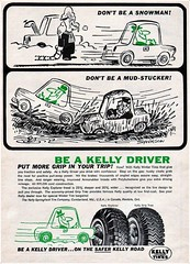 Kelly Tires - 1964