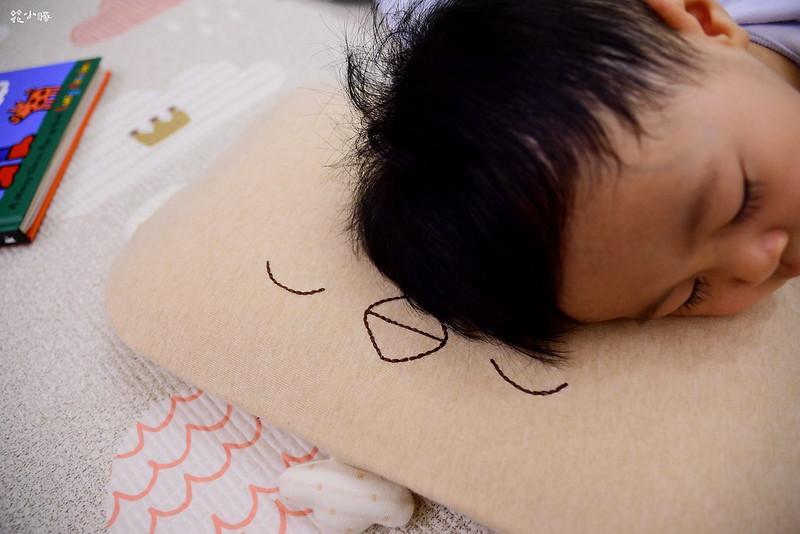 頭型枕mimos頭型枕cani嬰兒顧頭型枕頭防扁頭嬰兒枕cani枕頭cani air wave枕頭價格 (14)