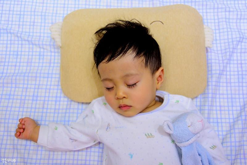 頭型枕mimos頭型枕cani嬰兒顧頭型枕頭防扁頭嬰兒枕cani枕頭cani air wave枕頭價格 (7)