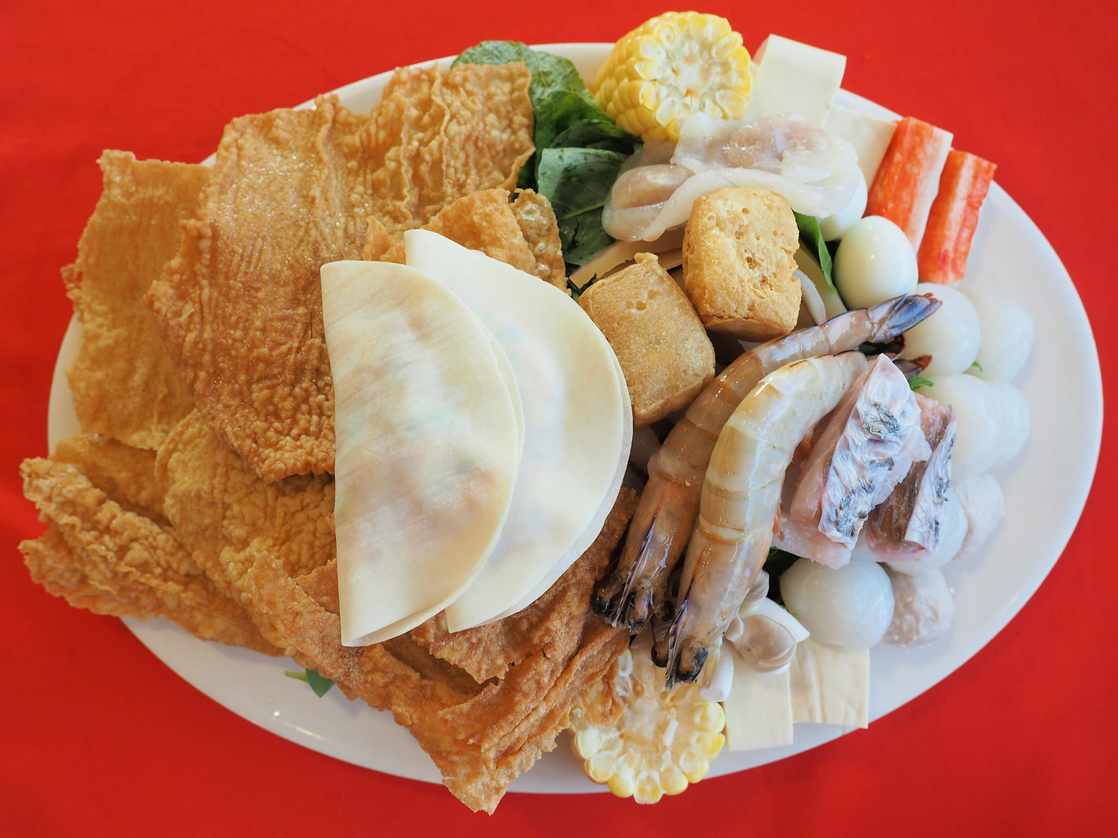 Hometown Steamboat 好家乡火锅世家's Classic Seafood Set for 2 Pax