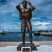 2017 - Mexico - Manzanillo - Waterfront Bronze por Ted's photos - Returns late Feb