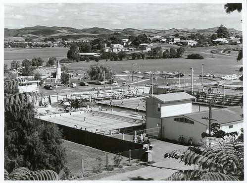 Memorial Park, Tauranga.