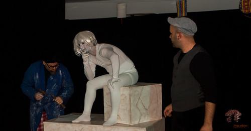 Unidade de Ozono no V Festival de Teatro