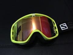 lyžařské brýle SALOMON - titulní fotka