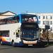 Stagecoach 15327 YN67YKL Paignton seafront 8 November 2017