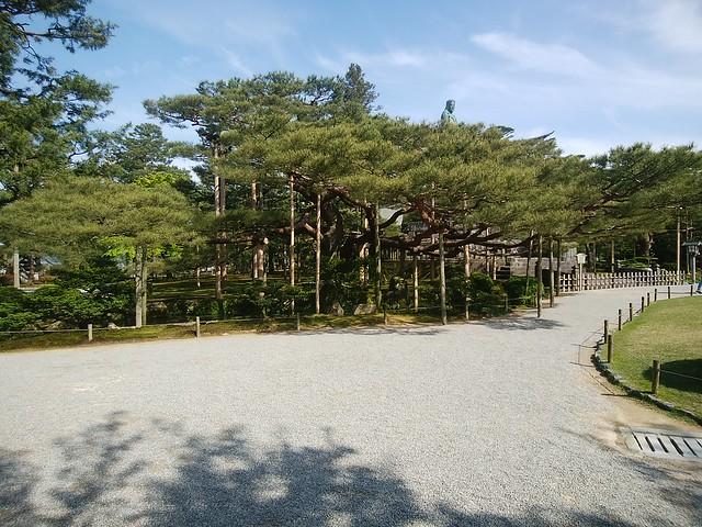 ishikawa-kanazawa-kenrokuen-garden-10
