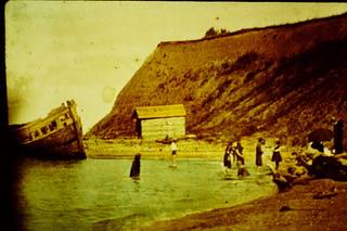 Wreck of the Malta c1888