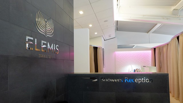 Elemis Travel Spa at Heathrow T5 - British Airways