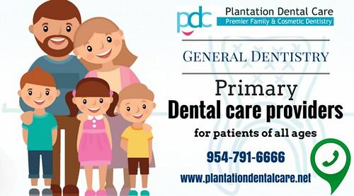 Find General Dentistry Expert in Plantation FL