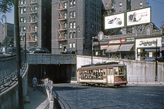 US NY NYC - Third Avenue Railway System 210 - C:Crosstown Line - Kingsbridge Rd at Grand Concourse (116599)